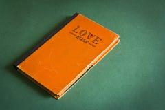 Bibbia di amore Fotografia Stock