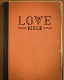 Bibbia di amore Immagini Stock Libere da Diritti