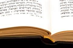 Bibbia ebraica Immagini Stock Libere da Diritti