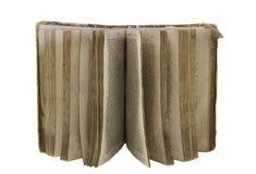 Bibbia molto vecchia Fotografia Stock