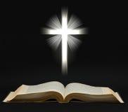 Bibbia santa Fotografie Stock