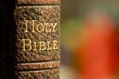 Bibbia santa Fotografie Stock Libere da Diritti