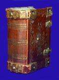 Bibbia santa antica Fotografia Stock