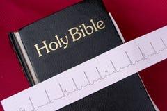 Bibbia viva Immagini Stock Libere da Diritti