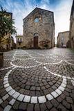 Bibbona in Val di Cecina, Livorno, Toskana, Italien - das pari Stockfotografie