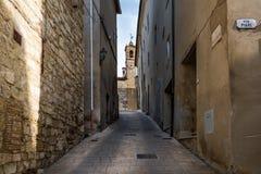 Bibbona in Val di Cecina, Livorno, Toskana, Italien - das pari Stockfotos