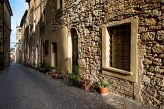 Bibbona in Val di Cecina, Livorno, Toskana, Italien - das pari Stockbilder
