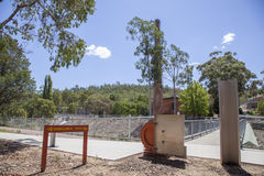Bibbulmun Track at Mundaring Weir Stock Photography