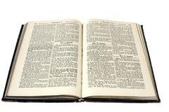 Bibel Lizenzfreie Stockbilder
