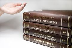Bibel Stockfotografie