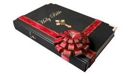 Bibel-Geschenk Stockfotografie