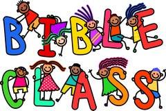 Bibel-Klassen-Kinder Stockbild