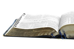 Bibel-neues Testament Johannes Stockfotos