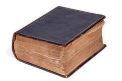 Bibel very old Version 4. Royalty Free Stock Photos
