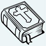 Bibelbok Arkivbild