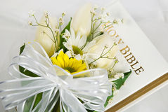 bibelbröllop Royaltyfria Bilder