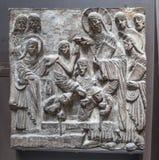 Bibelgeschichtenentlastung Ausstellungshalle von Victoria und von Albert Museum Lizenzfreie Stockfotografie
