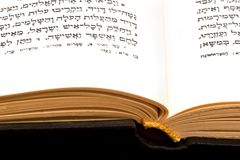 bibelhebré Royaltyfria Bilder