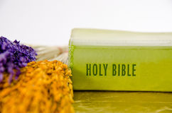 bibelhelgedom royaltyfri fotografi