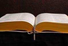 bibelkors Royaltyfria Bilder