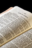 Bibelserie Joshua Stockfoto
