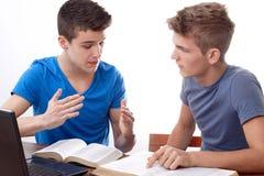 Bibelstudie Lizenzfreies Stockfoto