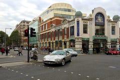 Bibendum Restauracyjny Kensington Londyn Obraz Royalty Free
