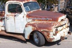Biberach, Duitsland, 31 Augustus 2015: Amerikaanse uitstekende auto, het sluiten Stock Foto