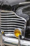 Biberach, Duitsland, 31 Augustus 2015: Amerikaanse uitstekende auto, het sluiten Royalty-vrije Stock Afbeeldingen
