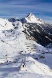 Biberkopf mountain Stock Images