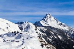 Biberkopf mountain Stock Photography