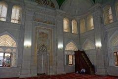 Bibi Heybat Mosque, Bacu, Azerbaigian fotografia stock libera da diritti