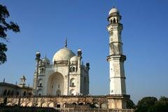 Bibi-ka-Maqbar, Индия Стоковые Фото