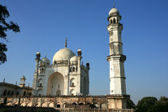 Bibi-ka-Maqbar, Inde Photos stock