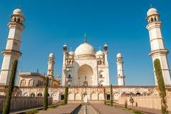 Bibi Ka Maqbara. Small Taj Mahal royalty free stock images