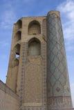 Bibi Khanum moské, Samarkand, Uzbekistan Fotografering för Bildbyråer
