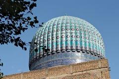 Bibi-Khanym meczet w Samarkand zdjęcia royalty free