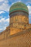 Bibi-Khanym moské i Samarkand, Uzbekistan arkivbild