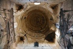 Bibi-Khanym moské - Registan - Samarkand - Uzbekistan arkivbilder