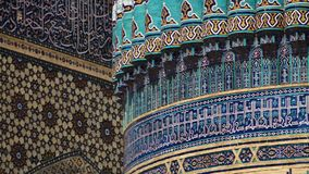 Bibi Khanym Mosque metrajes