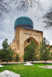 Bibi-Khanym Mosque in Samarkand Royalty Free Stock Photos