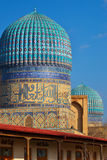 Bibi-Khanym Mosque in Samarkand Royalty Free Stock Photo