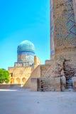 Bibi-Khanym Mosque, Samarkand, Uzbekistan Stock Images