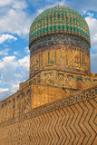 Bibi-Khanym Mosque in Samarkand, Uzbekistan Stock Photography