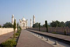 Bibika Maqbara in Aurangabad, India Royalty-vrije Stock Foto