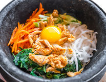 Bibimbap Stock Photography