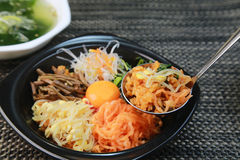 Bibimbap Photos stock