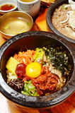 Bibimbap Royalty Free Stock Photo