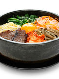 Bibimbap, korean cuisine Royalty Free Stock Photography