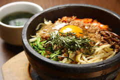 Bibimbap Stock Photos